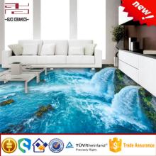 floor 3d for digital print 3dimagem parede da casa de banho e telha de assoalho