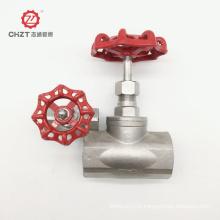 Globe valves for oil