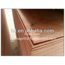 poplar core 12mm commercial plywood