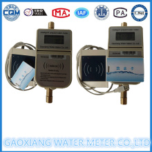 Gaoxiang Brand IC Card Prepaid Horizontal Water Meter Widely Exported