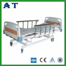 Three function hospital rescue bed