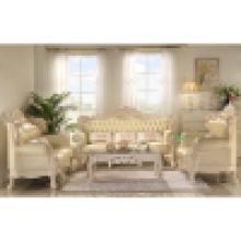 Canapé en cuir pour les meubles de salon (512A)