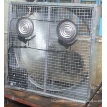 """Ventilador industrial de niebla de 50 """""""