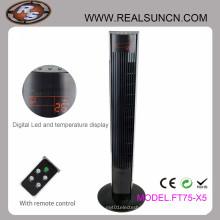 Ventilador de torre de 36 polegadas com controle remoto com display digital