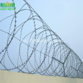 Wayar Barbed Razor Hot Galvanized