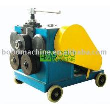 Machine de cintrage de section pour raccord de bride de conduit d'air