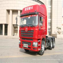 Camion-remorque de camion tracteur Shacman 336HP