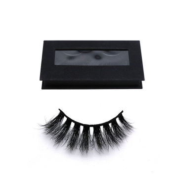 603 Hitomi eyelash vendor customized boxes Lashes Mink Private Label paper eyelash packaging 3d real mink eyelash