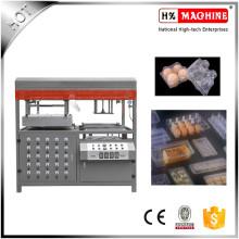 Vide semi-automatique formant le plateau de nourriture de plateau de gâteau de machine faisant la machine