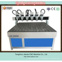 Multihead CNC Router pour la publicité