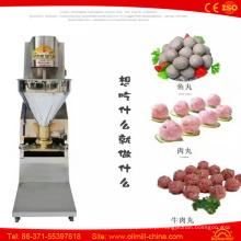 Fabricante de almôndega de produção de bola de carne de processador de alimentos que faz a máquina