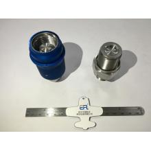 12 Ukuran Pipa AS1709 Quick Coupling (Biru)