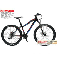 26 '' Bicicleta de la montaña de la aleación con la velocidad de Sram 27 (AP-2603)