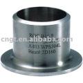 Acero inoxidable 304 STUB END / collar de acero