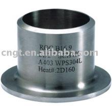 Acier inoxydable 304 STUB END / Collier en acier