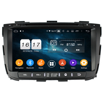 SORENTO 2013-2014 Headunit Android GPS Bluetooth