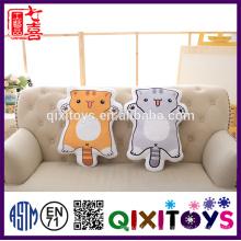 Последние плюшевые животных мягкие игрушки для взрослых плюшевые каваи плюшевые кошка