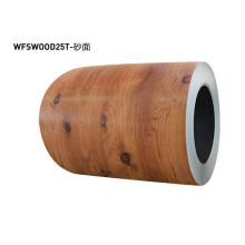 Wooden pre-painted prime ppgi