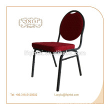 silla de cena de cena apilable del precio barato durable para el restaurante