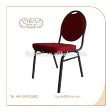 chaise de banquet empilable durable de prix bon marché pour le restaurant