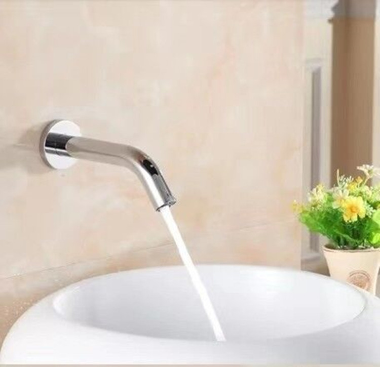 brass basin conductive faucets