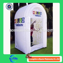 inflatable cash booth/money machine/cash machine for sale