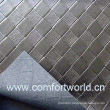 Pvc Luggage Leather Fabric