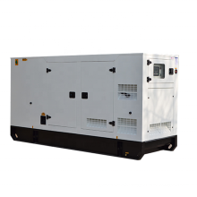 Standby Power 220KW AC Three Phase Fuel Diesel Emergency Generator Powered By SC13G355D2 Backup Use