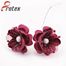 Heiße Verkaufs-schöne Wein-Farbe künstliche Blume für Dekoration