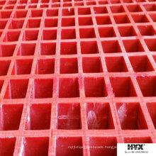 Fire Retardant FRP Gratings by Pultrusion Process