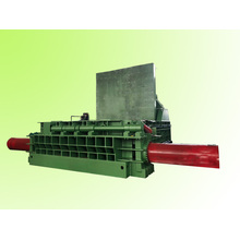 Heavy-duty Hydraulic Automatic Metal Shavings Scrap Baler