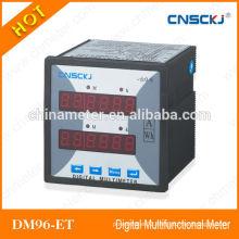 DM96-ET Best digital multimeter 96*96mm RS 485