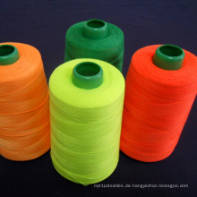 40s / 2/3 - 100% gesponnenes Polyester gefärbtes Nähgarn