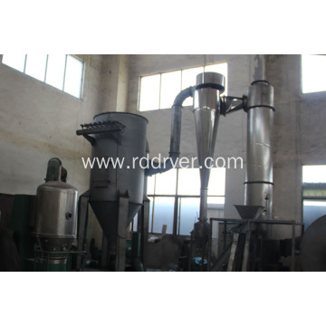 Pigment Dye flash dryer, lead chrome yellow dryer