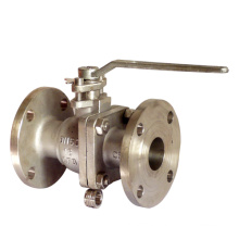 Thread End Stainless Steel Ball Valve (304 / 316L)
