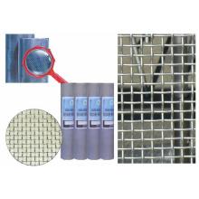 Grillage carré galvanisé