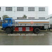 Precio de fábrica Dongfeng 145 camión cisterna, 8-10 M3 camión cisterna capacidad