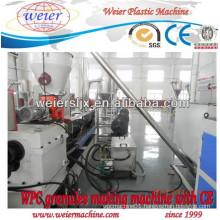 Shj-65 WPC Pelletizing/Granulate Extrusion Machinery