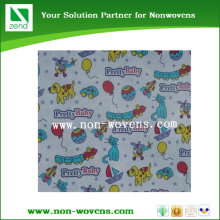 PP Nonwoven Colorful Pattern Printing