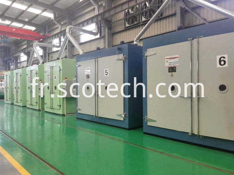 dry oven for dry type transformer
