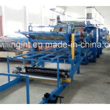 Máquina de producción de paneles sándwich EPS