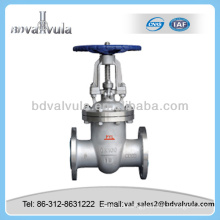 casting rising stem Stainless steel gate valve