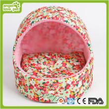 Handmade Dog Bed, Indoor Dog House Bed (HN-pH557)