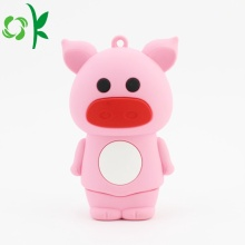 Coque Powerbank Cochon Rose pour Iphone