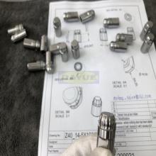noyau pour matériel kuglehul highspeed uni max hrc57-58