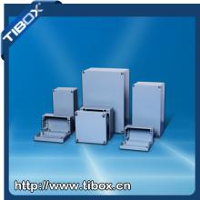 Alta calidad, recinto de aluminio impermeable LV IP66 Tibox