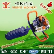 HY-DR920 hochwertiges Eis Bohren, Bohren 71cc CE Zulassung Eis Maschine 2-Takt