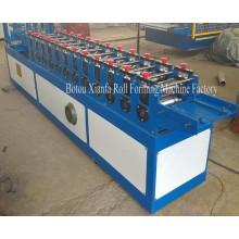 Máquina de laminação a frio de ripas de porta de obturador