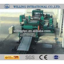 Stahlspule verwendet Spaltmaschine