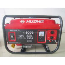 Gerador Home 2kw, gerador da gasolina com CE
